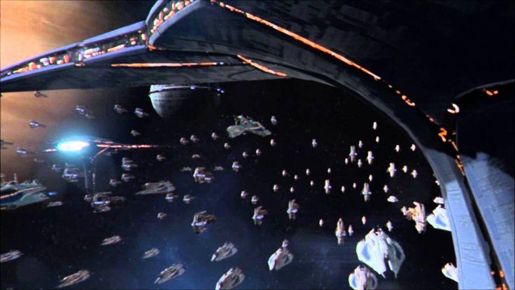 Mass Effect 3 Final Space Battle (All Fleets) HD