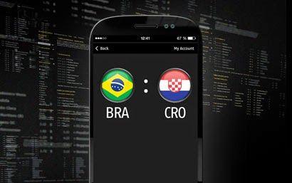 bonos apuestas deportivas ganancia doble o triple: Brasil vs Croacia 12 junio