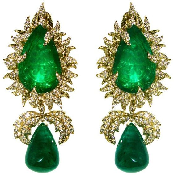 Bina Goenka Cleopatra earrings