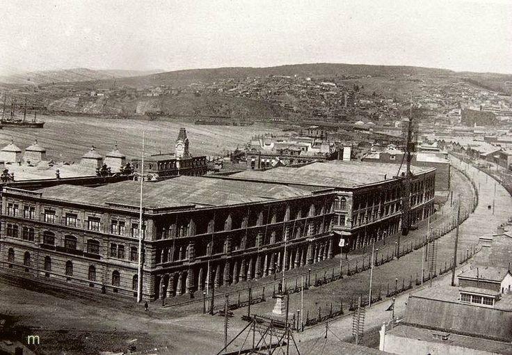 Resultado de imagen de valparaiso 1920  Inicios del 1900