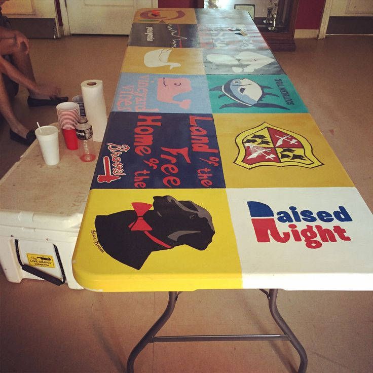 17 Best Ideas About Beer Pong Tables On Pinterest