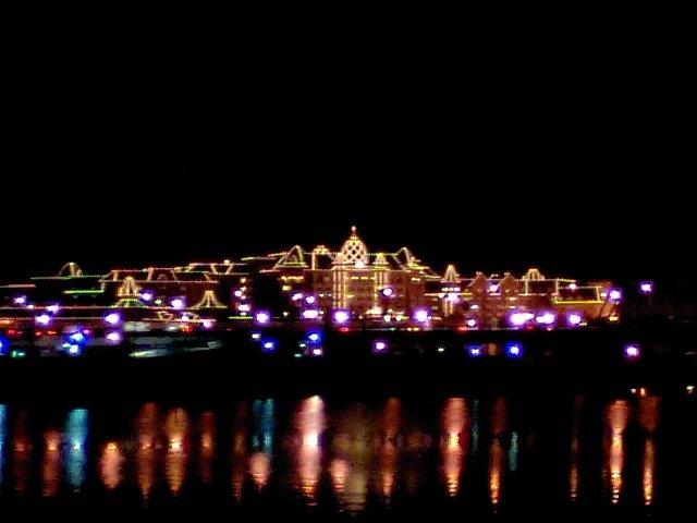 Hotels around Tokyo Disney Resort, Urayasu. Dec.24.2011