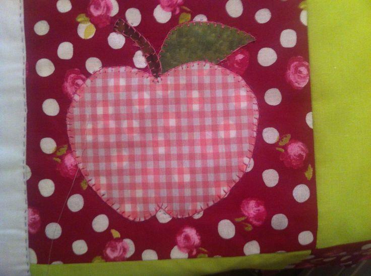 Manzanas y corazones