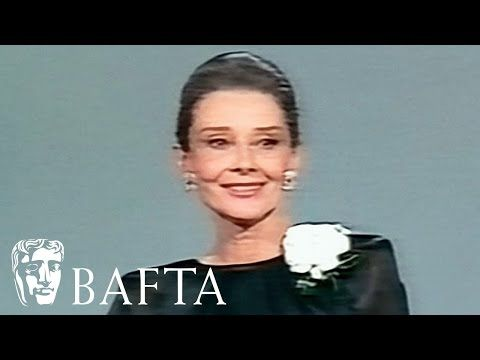 Watch Audrey Hepburn's beautiful acceptance speech for her BAFTA Special Award in 1992.