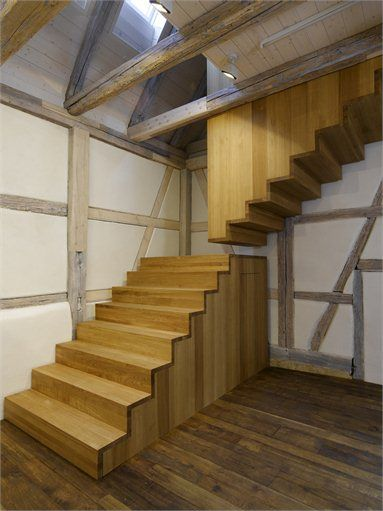 Holz Treppe Design Atmos Studio | lord.colbro.co