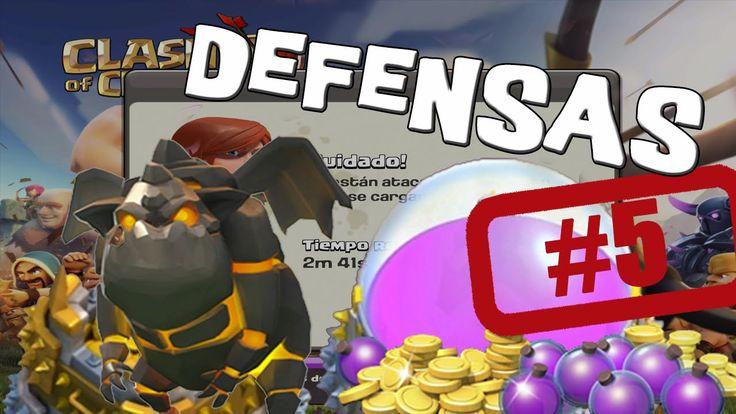 nice Perros Guardianes   Defensas #5   Descubriendo Clash of Clans  El resultado de defender con sabuesos de lava en guerra * Si te ha gustado no olvides dar a LIKE y SUSCRIBIRTE. ¡Es gratis! Más juegos en: http:...http://clashofclankings.com/perros-guardianes-defensas-5-descubriendo-clash-of-clans/