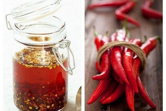 Életmód cikkek : Készíts otthon csípőspaprika olajat. Íme milyen gyógyhatásai vannak! (Recept)