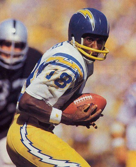 San Diego Chargers Fantasy: 17 Best Images About NFL Great On Pinterest