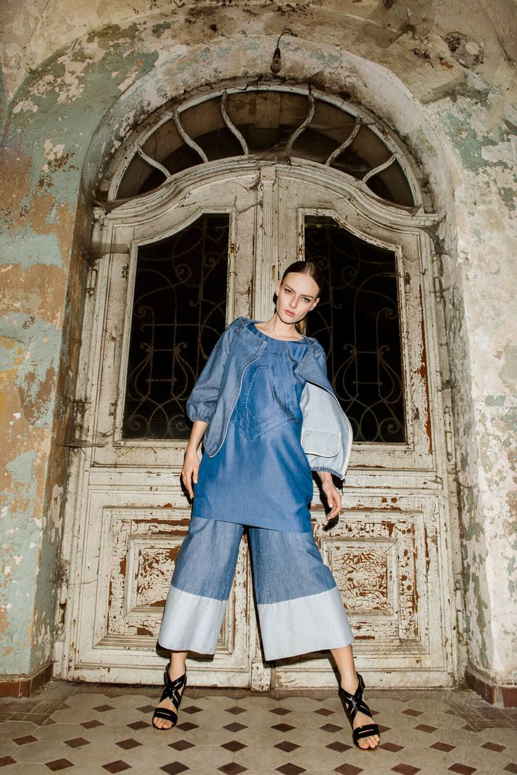 Deni Cler Milano, Organico &  Collection, ss2016, campaign. Deni Cler - inspired by Italian style since 1972.