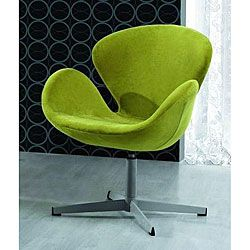 $310. available in red, black and many other colors.  Item #: 12439457. Swan Chair Green