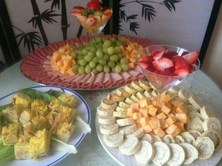 Entremeses entremeses para fiestas mmmm pinterest - Entremeses y aperitivos ...