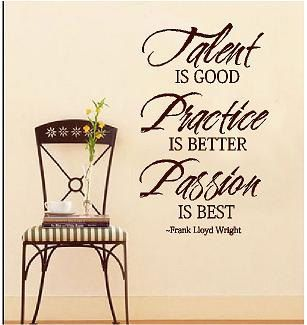 this is a great quote....such great talent we saw out tonight and even better a bunch of loving people with great passion, such a joy to experience :)