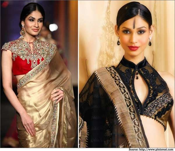 Wonderful Makeover Designer Blouses Saree Blouse Neck Designs Blouse Designs