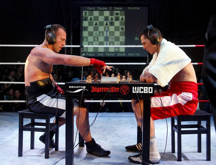 Chess-Boxing, Germany