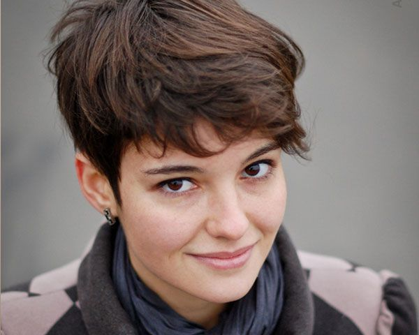 Pixie Haircut Styles For Thick Hair: Best 25+ Thick Wavy Haircuts Ideas On Pinterest