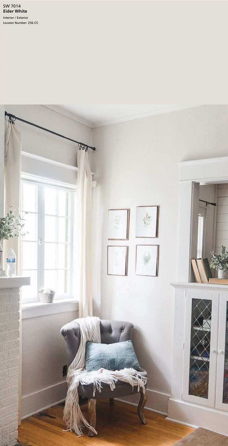 10 Best White Paint Colors by Sherwin-Williams — Tag ...