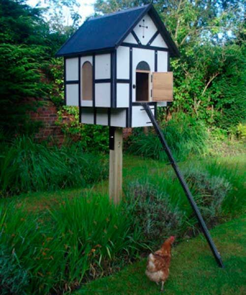 58 best images about chicken coops on pinterest for Fancy chicken coops for sale