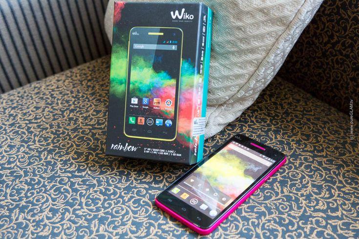 Produktvorstellung Wiko Rainbow – Produkttest #handy #wiko #mobilephone