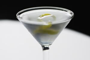 James Bond's Favorite Vesper Martini: James Bond has great taste and you can follow suit with the original Vesper Martini.