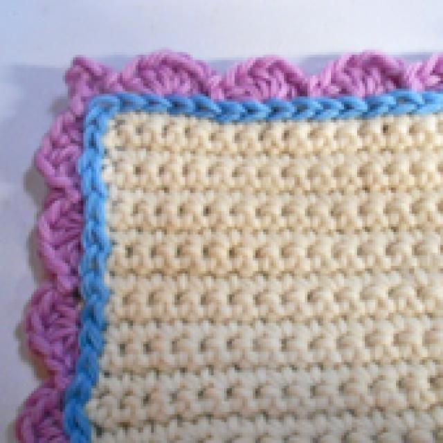 Learn How To Crochet A Pretty Shell Stitch Crochet Shell