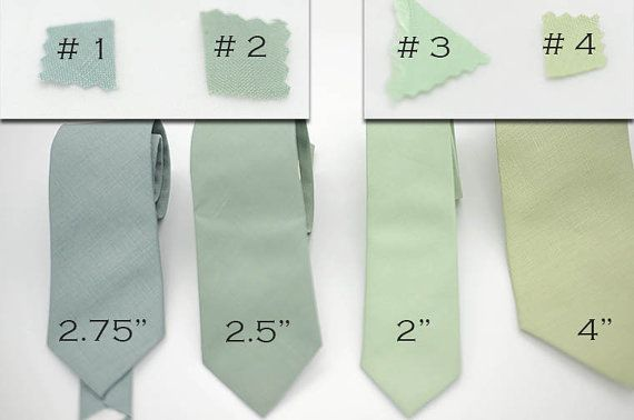 linen green shades solid ties,matte looks,greyed jade,pistachio,hemlock,dusty shale,wedding ties,groom,groomsmen,men,wedding set,green party