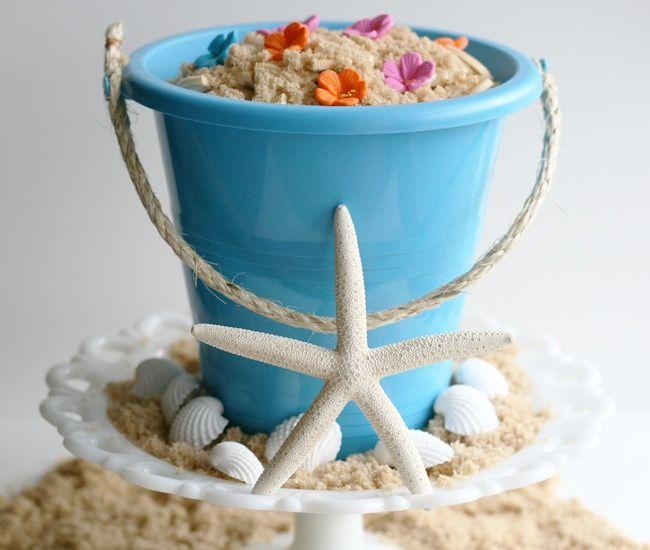 Beach Sand Dessert! #themed #dessert #recipe