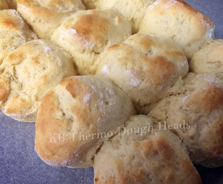 Recipe Scones like Nana used to make by KB Thermo Dough Heads - Recipe of category Baking - sweet