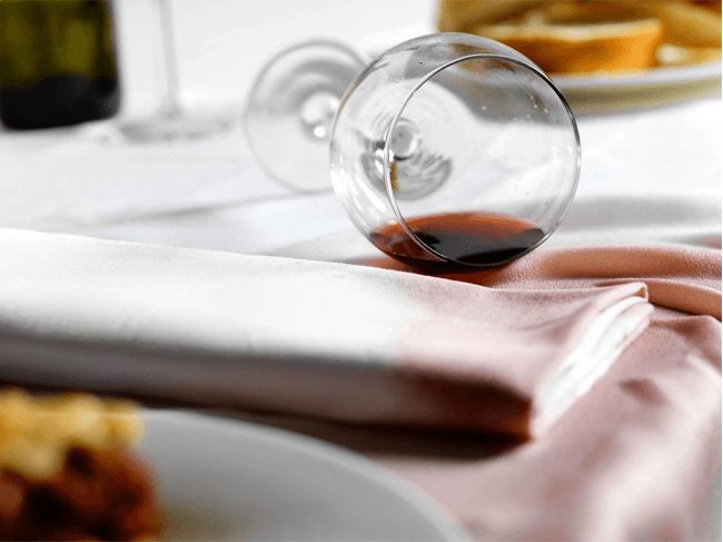 Quick and Simple Hacks to Fix Your Clothes: Spilt Red Wine?