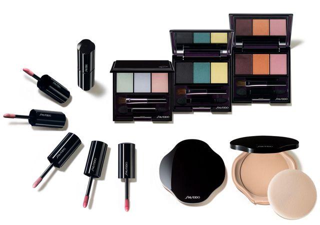 Shiseido Fall Winter 2014 Makeup Collection