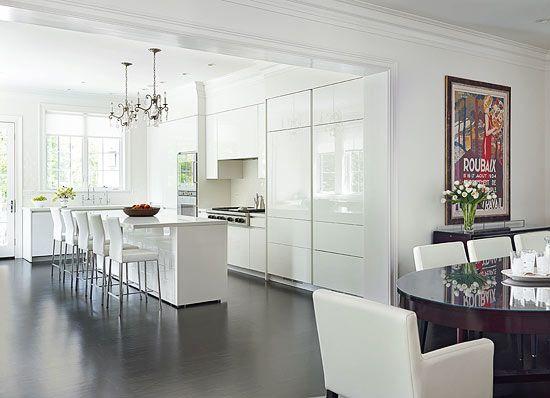 Flamboyant Kitchen On White Kitchen Design Ideas In Kitchens Inspiration To Remodel Home
