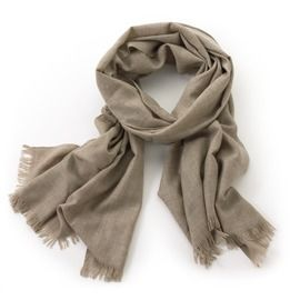 Solid cashmere Stole by Andraab, available on Wantful