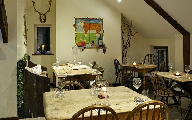 The Treby Arms, Plympton, Devon, restaurant review - Telegraph