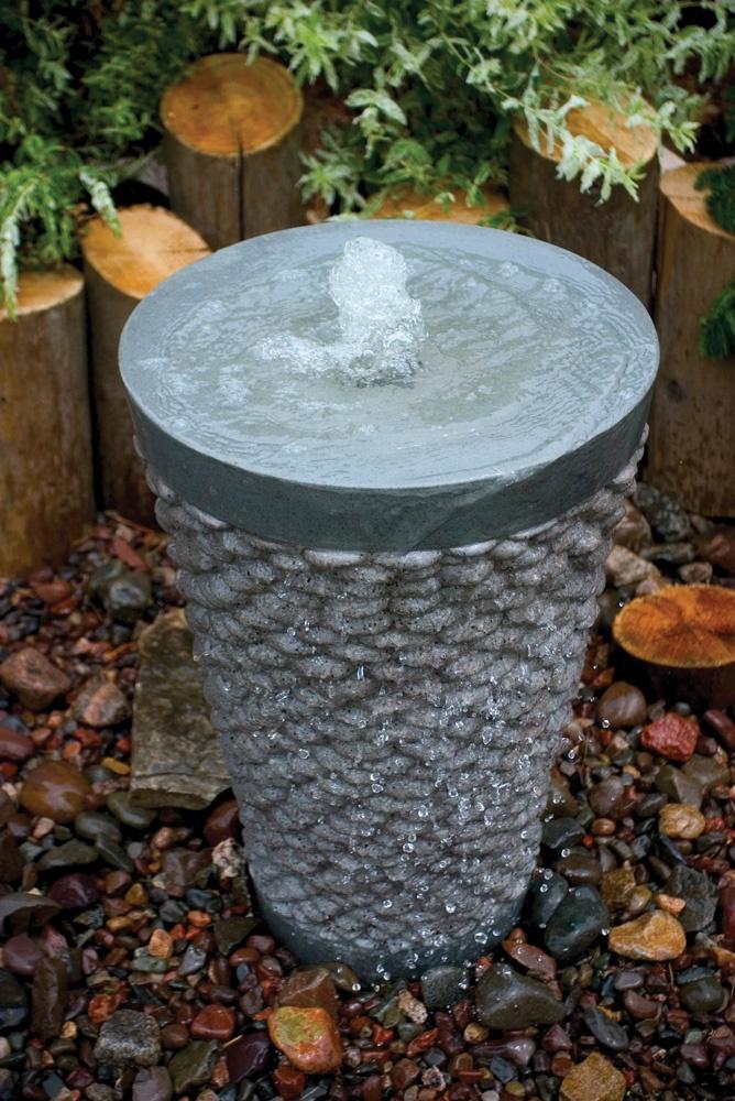 Best 25 Concrete Fountains Ideas On Pinterest Stone