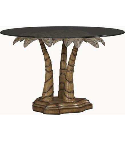 Palm Breeze table   Havertys FurnitureBreeze Tables, Dining Room Tables, Havertys Furniture, Palms Trees,  Footstal, Palms Breeze, Kitchens Furniture, Dining Tables,  Plinth