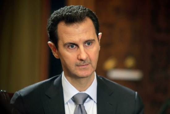 Why Bashar Assad Won't Fight ISIS