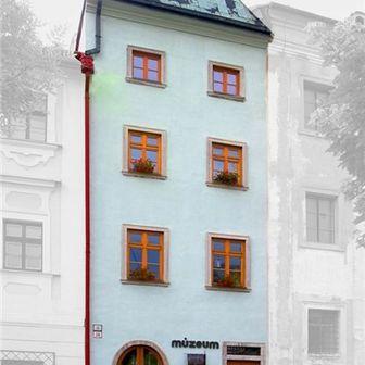 Múzeum mincí amedailí KremnicaNárodnej banky Slovenska je jedinečným špecializovaným múzeom na oblasťnumizmatiky.Expozícia Líce arub peňazíako jediná unás komplexne predstavujedejiny peňazí amedailína území Slovenska.