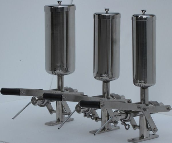 (328.00$)  Buy here - http://aipla.worlditems.win/all/product.php?id=32625531261 - Stainless Steel 5L Manual Spainish Churros Filler,churro filling machine