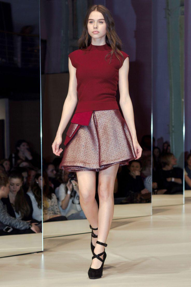 Octavio Pizarro - Elle Fashion Show 2014 http://www.budapestwithus.hu/elle-fashion-show-2014/