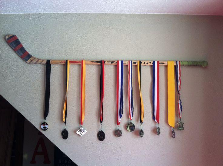 9 Best Hockey Stick Hook Images On Pinterest Child Room