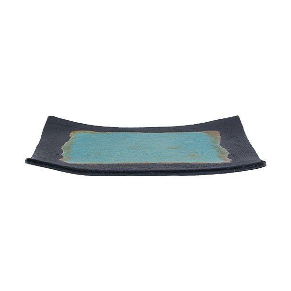 Jyuzangama - Keramik Teller   Handgemachtes Japanisches Geschirr