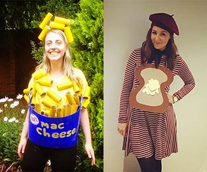 17 Clever DIY Food Costumes For Halloween   Gurl.com
