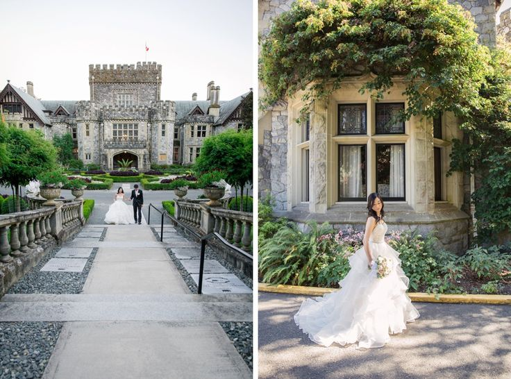 Hatley Castle wedding | Joanna Moss Photography | Best Venue of 2016