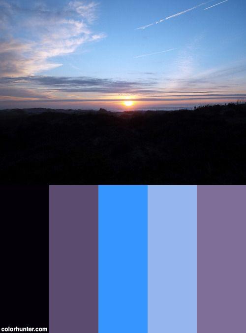 Sky+Color+Scheme