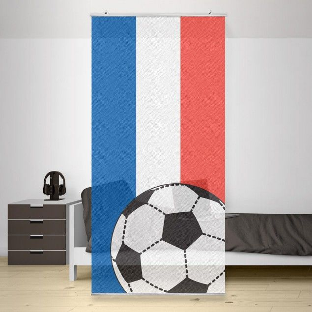 #Raumteiler #Fußball #Frankreich #EMFieber #EM #EM2016 #Deutschland #Fußballfieber #Nationalmannschaft #Europameister #Soccer