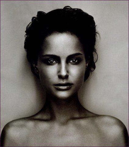 This is a great photograph of N. Portman...Face, Natalie Portman, Black Swan, Robert Maxwell, Natalieportman, Black White, Portraits, Beautiful People, Photography