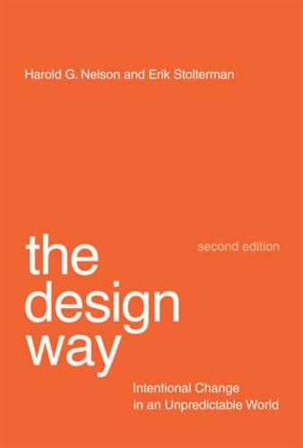The Design Way: Intentional Change in an Unpredictable Wo... https://www.amazon.it/dp/0262526700/ref=cm_sw_r_pi_dp_x_VC48xbGAG2H34
