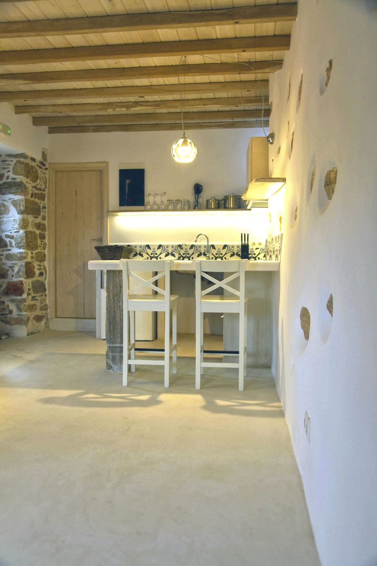 Couples Studio Apartment on Syros island in Greece