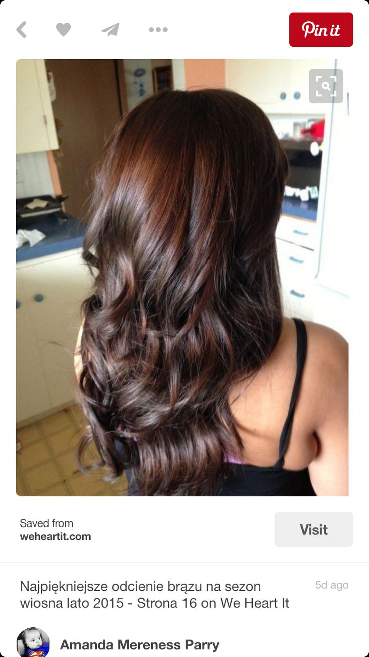 Chestnut Brown Hair In 2019 Red Brown Hair Brown Hair