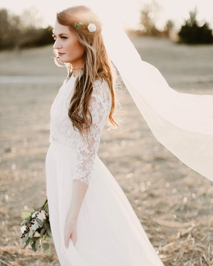 real BRIDE. // lacey