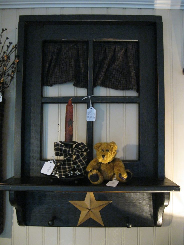 Primitive Window https://www.facebook.com/pages/Primitive-Country-Treasures/100991083354848